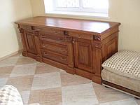 Комод деревянный дубовый , фото 1