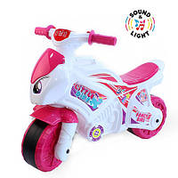 Мотоцикл Технок Розовый (6368)