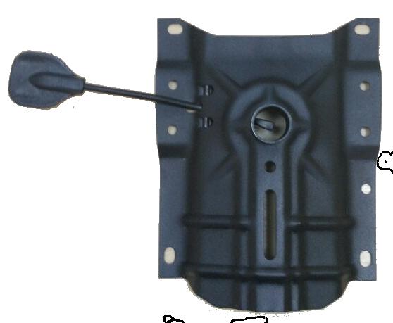 Механізм пиастра для офісного крісла (метал 2,5 мм.) 2 сорт