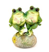 Садовая фигура Прованс жабы 25х14 см (208283)