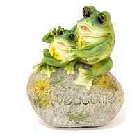 Садовая фигура жабки Прованс 25х15 см (208282)