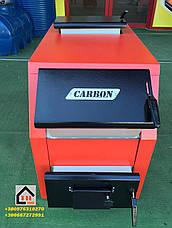 Стальной твердотопливный котел Carbon АКТВ 16 ДГ мощностью 16 кВт, фото 3
