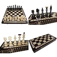 Шахматы Madon елочные большие 60х60 см
