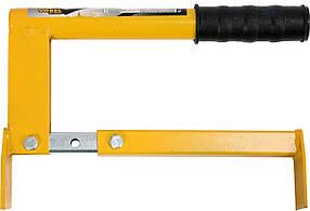 Захват ручний для бруківки, бордюрів, з регуляцією, ширина захвату- 28-50 см, 35017 Vorel