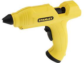 """Пистолет клеевой 6-GR50 """"FastWarm"""" 120 Вт быстрым нагревом (подача клея - 0.82 кг/ч), STHT6-70417 Stanley"""