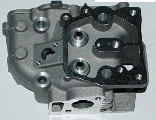 Головка двигателя голая под два болта 186F