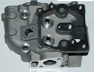Головка двигателя голая под два болта 186F, фото 2
