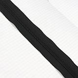 Молния спиральная тип 5 чёрная для сумок a1115 (20 м.), фото 4