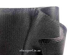 Сетка кроссовочная, 30*50 см, Турция, цв. черный