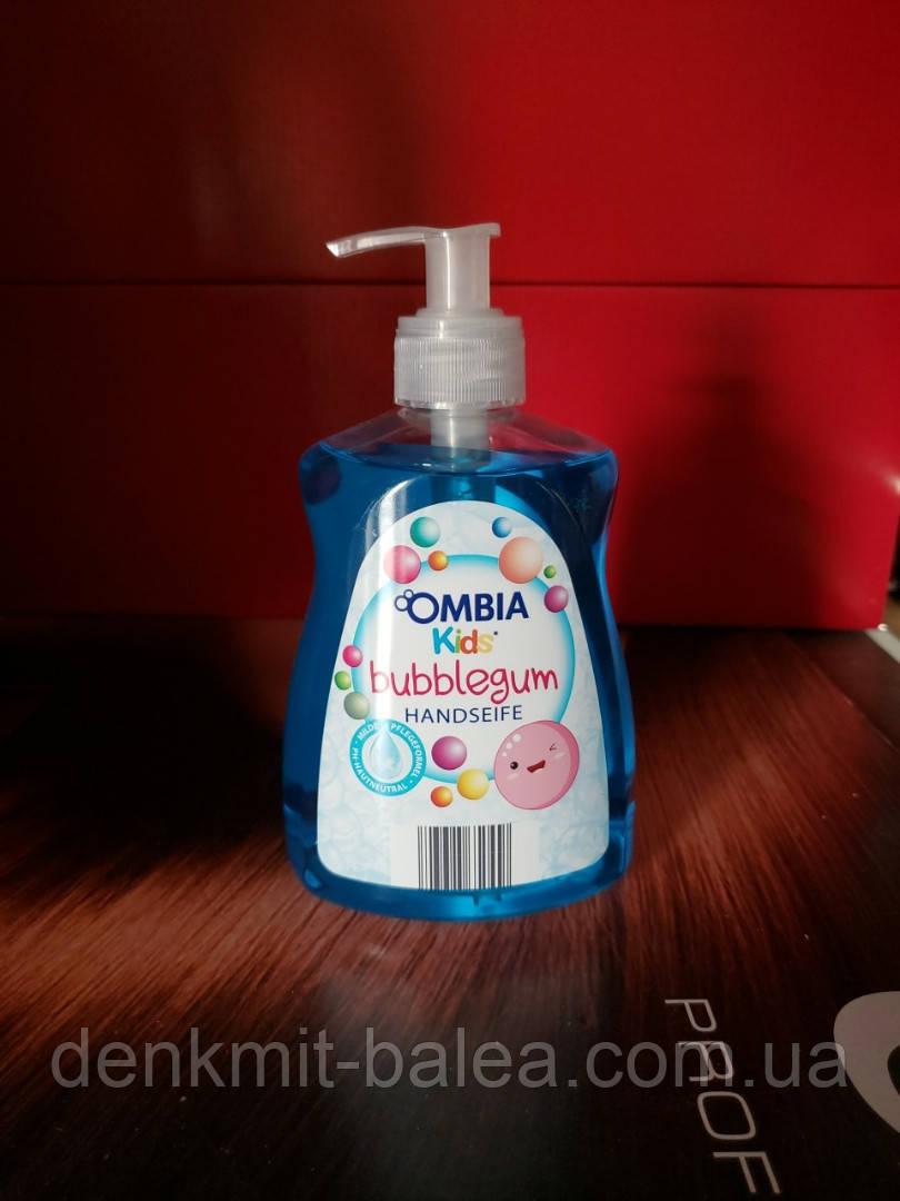 Жидкое крем-мыло для детей с ароматом жевательной резинки Ombia Kids 500 мл