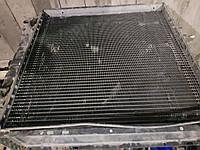 Радиатор водяной Дон, Дон-1500 (СМД-31) 6-ти рядный  250У.13.010-4 б/у, фото 1