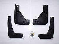 Оригинальные брызговики Mitsubishi ASX 2010+ комплект 4 шт.