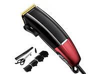 Профессиональная машинка для стрижки волос Gemei GM-807 9W