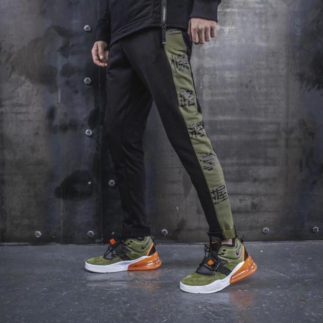 Cпортивные штаны Bezet China хаки(только XXL)