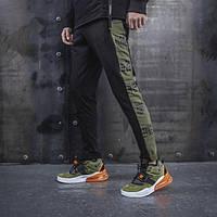Cпортивные штаны Bezet China хаки(только XXL), фото 1