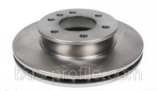 Передний тормозной диск на MB Sprinter 906, VW Crafter 2006→ — Autotechteile — ATT4358