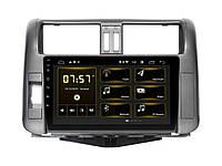 Штатная магнитола для Toyota LC Prado 150 2010-2013 Комплектация со штатным усилителем