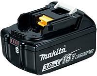 Аккумулятор Li-ion Makita LXT BL1830B (18 В, 3 А*ч)