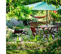 товары для отдыха на даче, фото Sevenmart