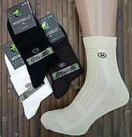 Мужские носки в сеточку высокое качество Montebello Турция ароматизированные 41-44р. НМЛ-06358