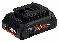 Аккумулятор Li-ion Bosch ProCORE (18 В, 4 А*ч) (1600A016GB)