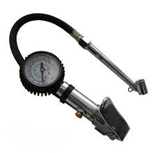Пистолет для подкачки колес с манометром AIRKRAFT STG-04