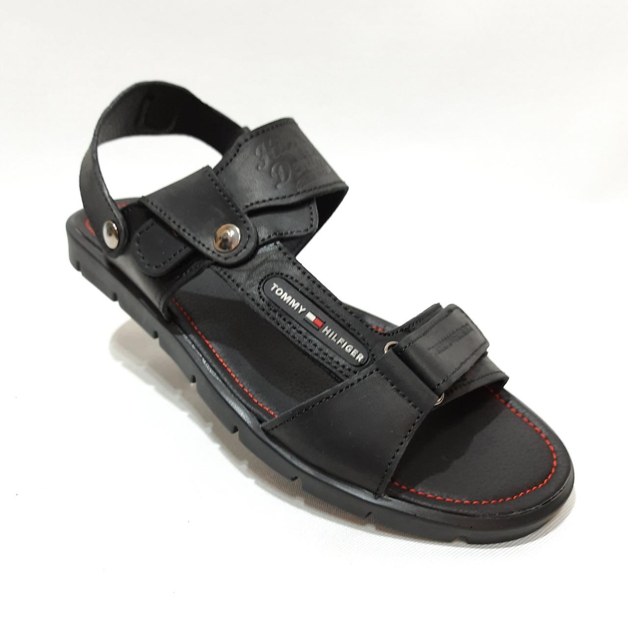 41,43,44,45 р  Мужские кожаные сандалии отличного качества
