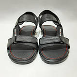 41,43,44,45 р  Мужские кожаные сандалии отличного качества, фото 2