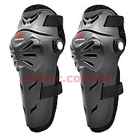 Качественные шарнирные мото-наколенники WOSAWE ML-318 защита колен