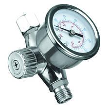 Регулятор тиску з манометром для фарбопульта AUARITA FR5