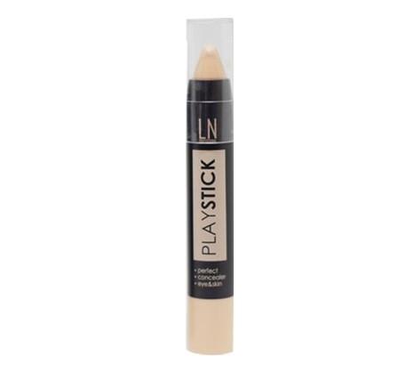 Корректор карандаш маскирующий для лица LN Professional Play Stick Concealer №2, ЛН Профешнл 3,5г