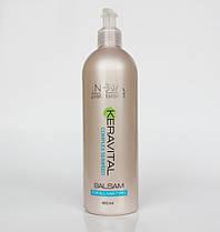 """Бальзам для всех типов волос KERAVITAL """"jNOWA Professional"""""""