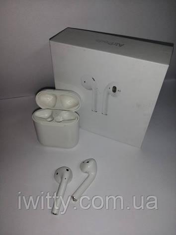 Беспроводные Bluetooth наушники Airpds, фото 2