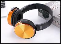Беспроводные наушники Sony XB450BT  Bluetooth-гарнитура  оранжевые, фото 1
