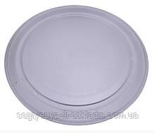 Тарілка для мікрохвильової печі d=360mm плоска код товару: 7509