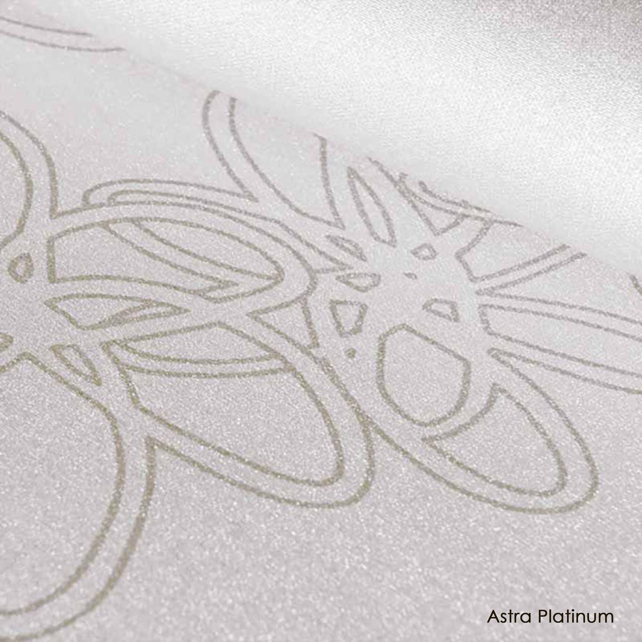 Тканевые роллеты Astra Platinum