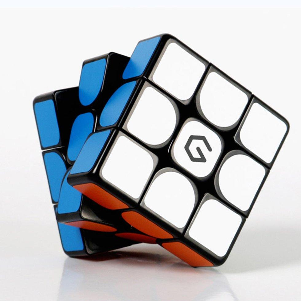 Умный кубик Рубика разноцветный Xiaomi Giiker Design Off Magnetic Cube M3