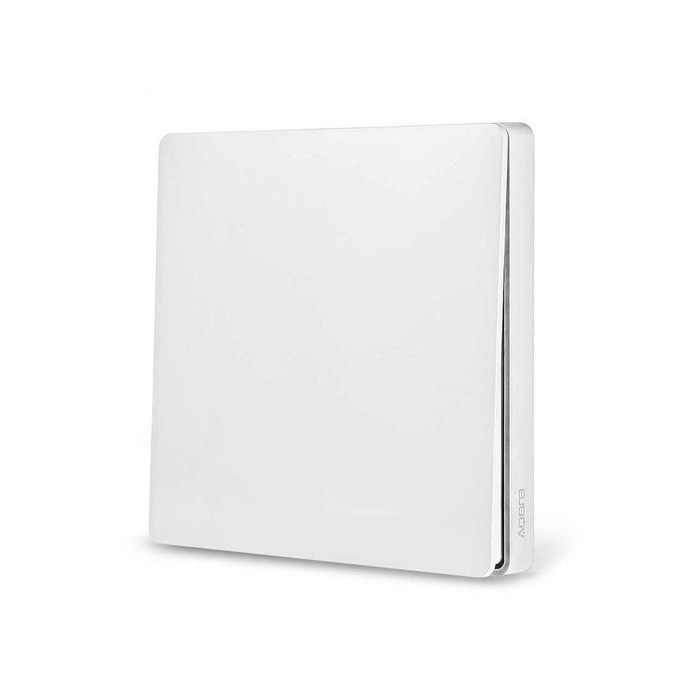 Умный выключатель белый Xiaomi Aqara 1 кнопка