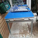 Стол для пикника складной усиленный, фото 3