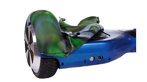 Силиконовая защита на гироборд 6,5 дюймов цветная