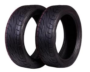 Бескамерная шина на гироскутер и гироборд черная 10,5 дюймов