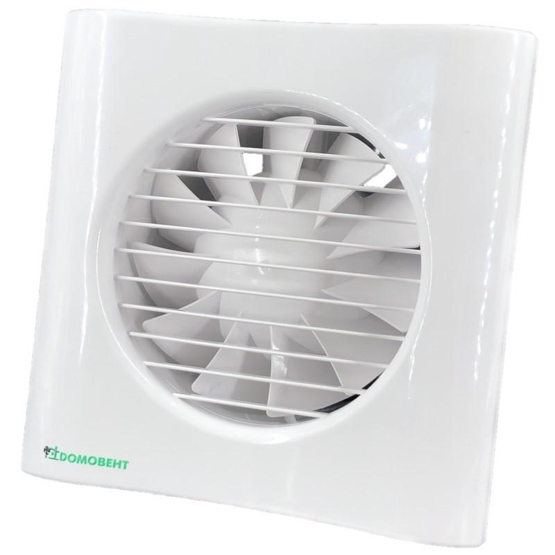 Вытяжной вентилятор Домовент 125 Тиша В