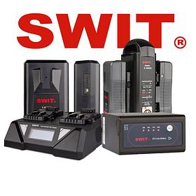 SWIT (аккумуляторы и зарядные устройства)