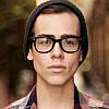 Мужские имиджевые прозрачные очки HDLENS
