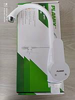 Смеситель для кухни из термопластика Plamix Mario-011 White
