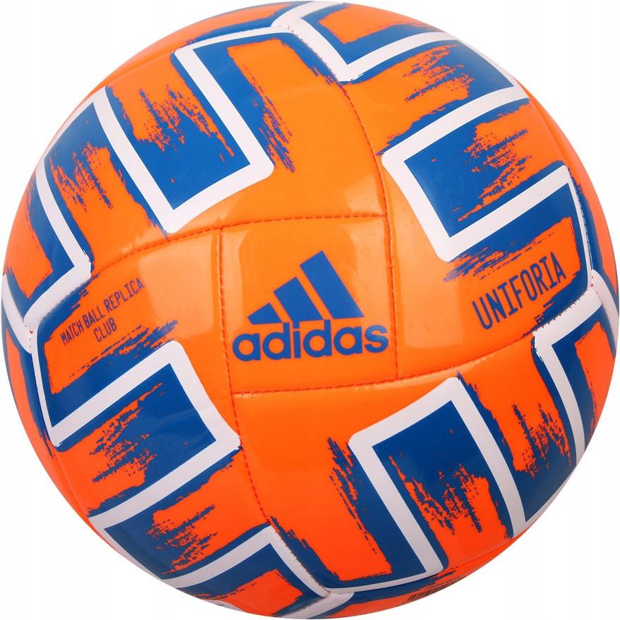 Мяч футбольный Adidas Uniforia Club FP9705 Size 5 полиуретановый для улицы и спортзала