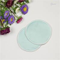 Эко-прокладки для груди SLINGOPARK (голубой)