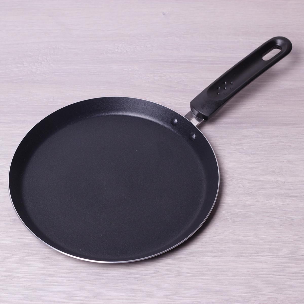 Сковорода блинная Kamille 24см с антипригарным покрытием для индукции