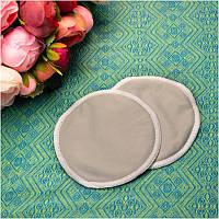 Эко-прокладки для груди SLINGOPARK (серый)