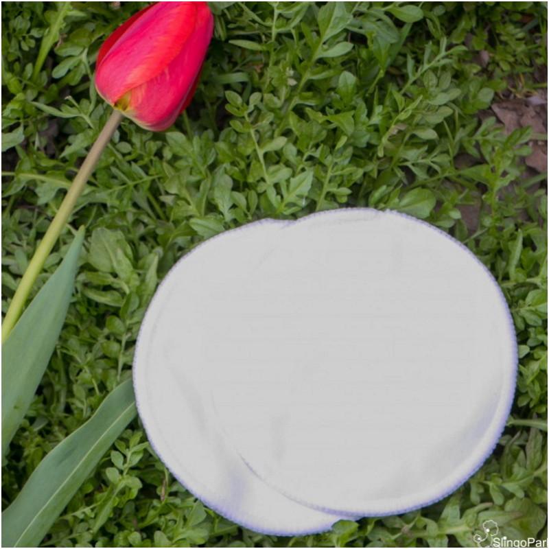 Эко-прокладки для груди SLINGOPARK (белый)